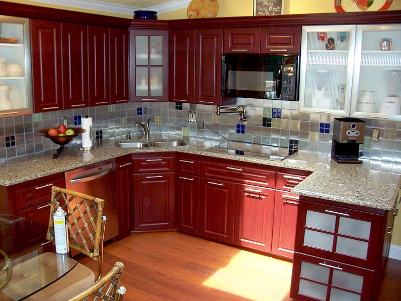 Kitchen Remodeling Ideas New Look Kitchen Refacing Ny