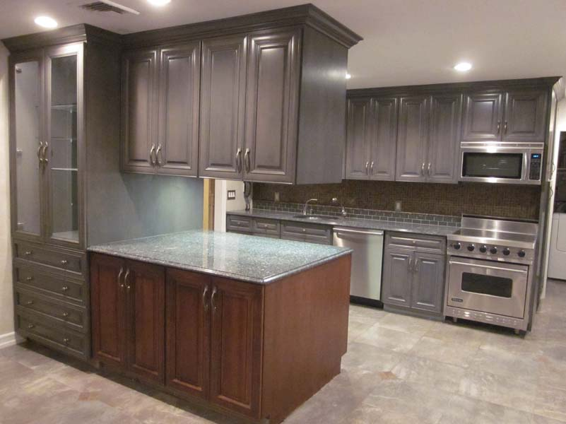 New Look Kitchen Cabinet Refacing » Cabinet Refacing Cost