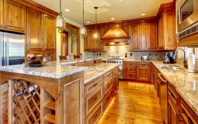 Kitchen Cabinet Resurfacing