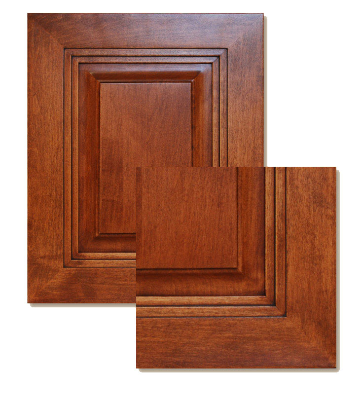 Door refacing faux wood how to call me garage entry for Cabinet door refacing cost