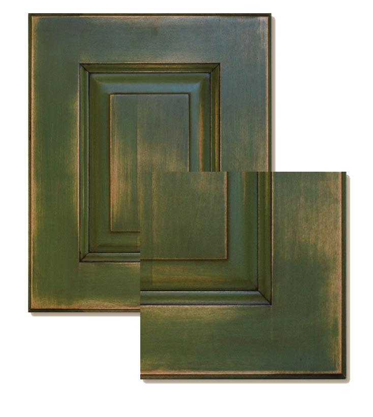 how to build a solid wood cabinet door