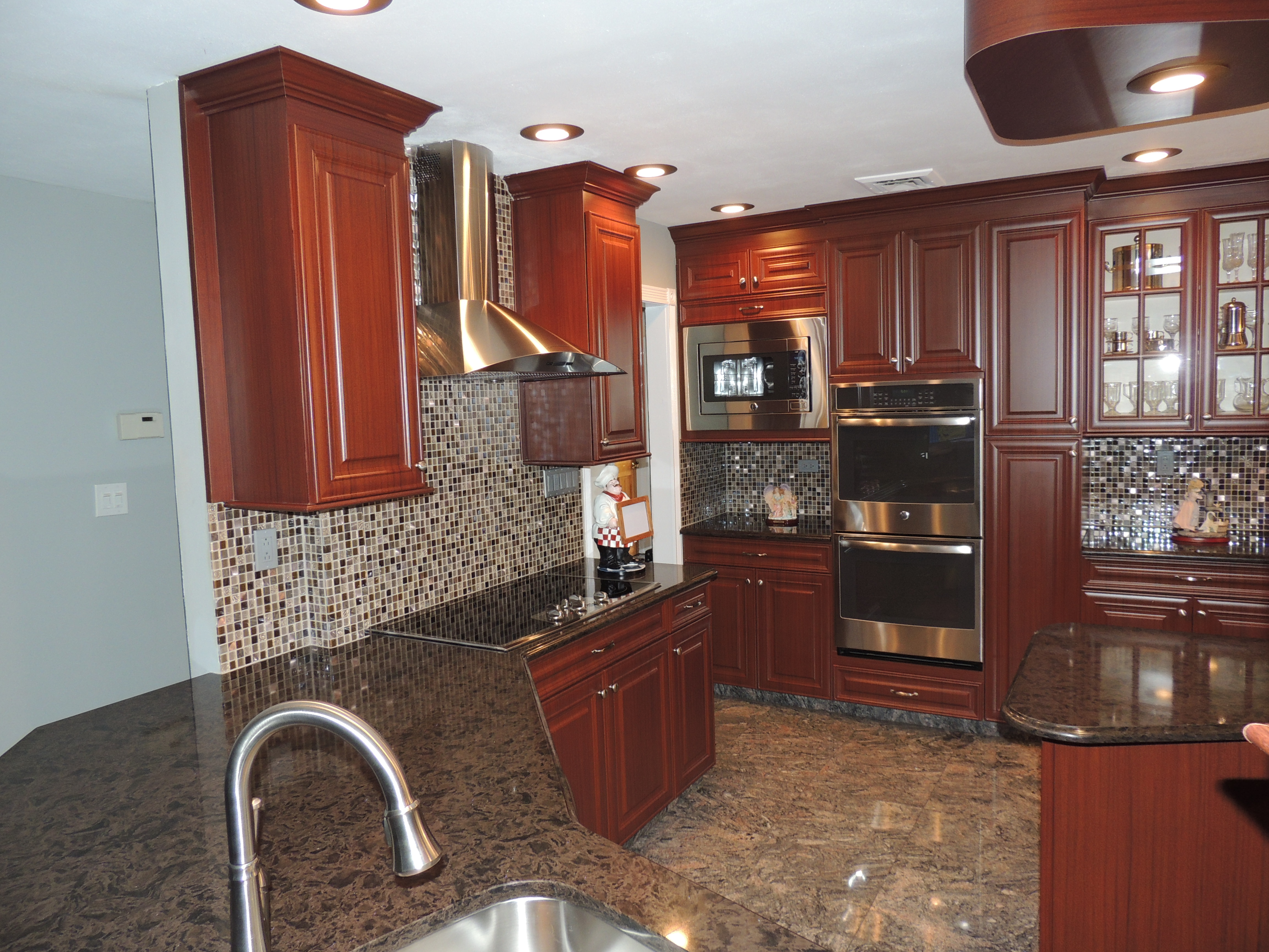 Kitchen Cabinet Refacing On Long Island - Infante kitchen cabinet refacing long island