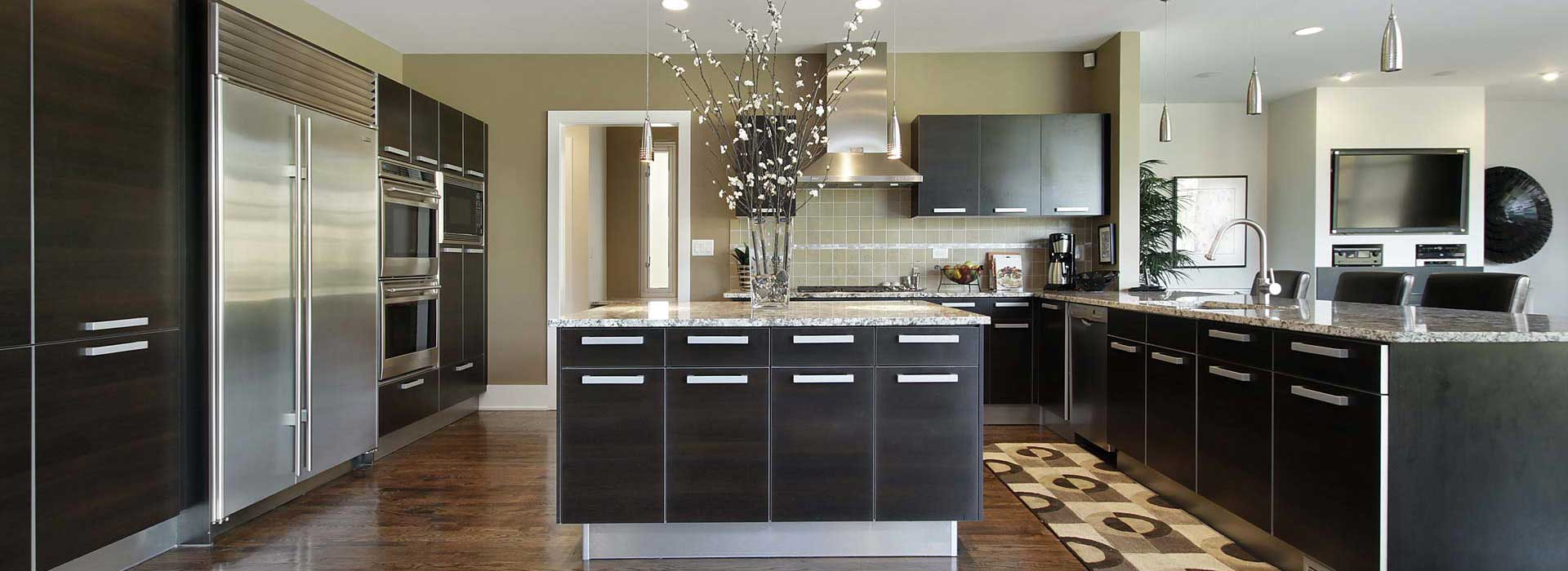 New look kitchen cabinet refacing for Cuisine allemande