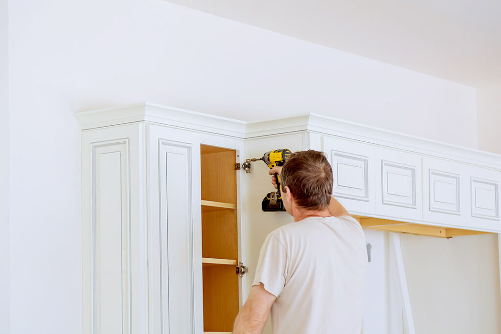 Cabinet Refacing Service